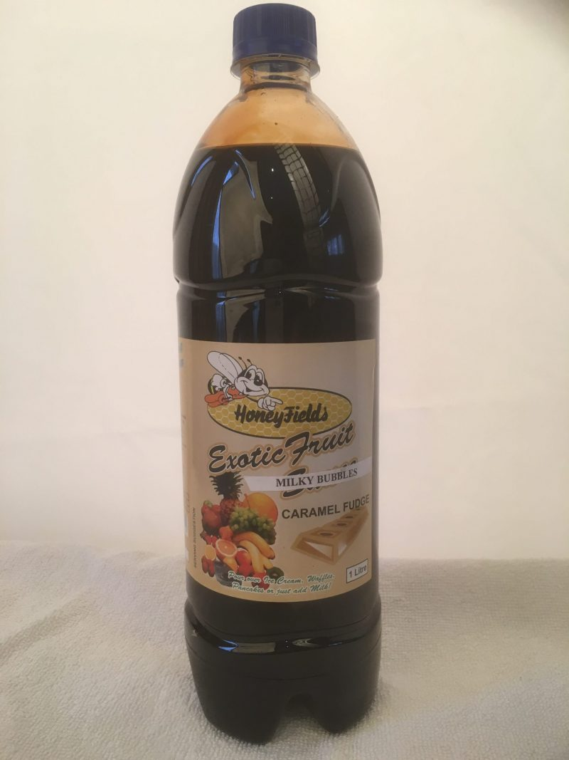 Squeezy Iced Coffee 1 x 1kg catering bottle