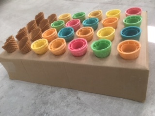 Cup Cake tray 28 hole