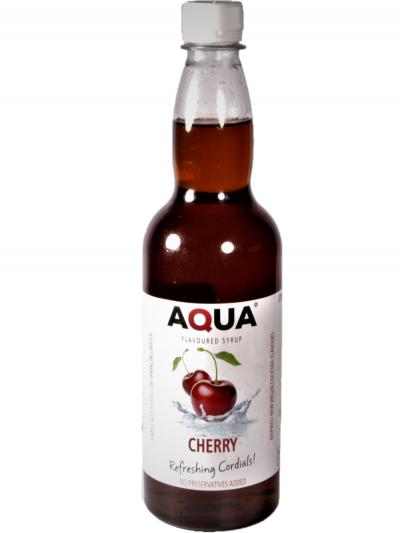 Aqua Cherry 750 ml x 6 per case