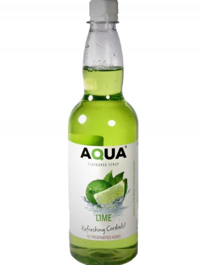 Aqua Lime 750 ml x 1 single bottle