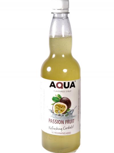 Aqua Passion Fruit 750 ml x 12 bottles per case