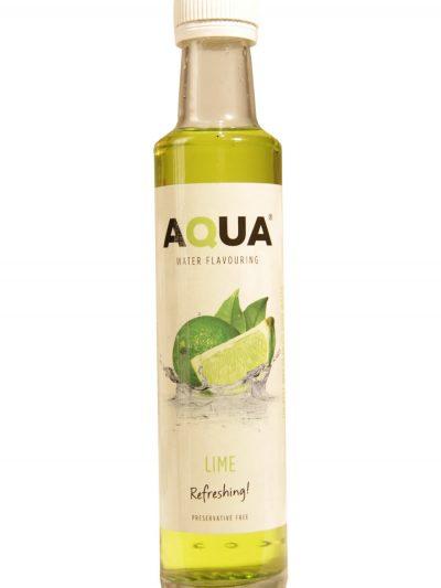 Aqua Lime 250ml x 12 per case