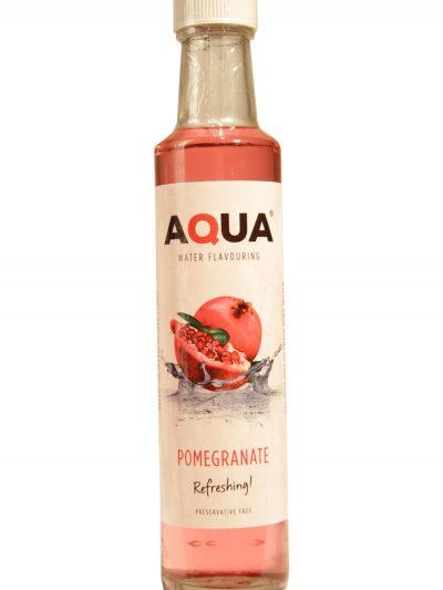 Aqua Pomegranate 250ml x 12 per case