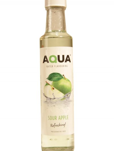 Aqua Sour Apple 250ml x 12 per case