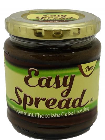 Easy Spread Chocolate Mint 300g glass jar