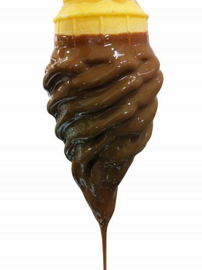 Chocolate ice cream dip 5kg bucket