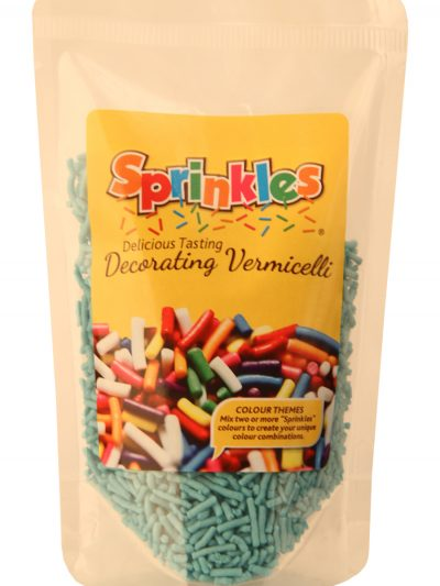 Sprinkles Blue Vermicelli 200g single unit