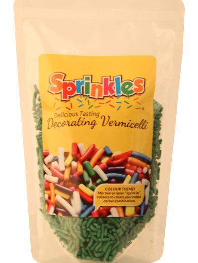 Sprinkles Green Vermicelli 200g single unit