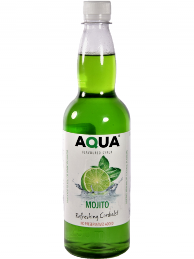 Aqua Mojito 750 ml single bottle