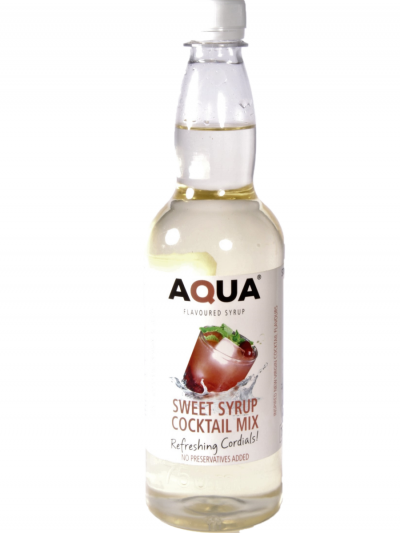 Aqua Sweet mix 750 ml x 6 bottles per case