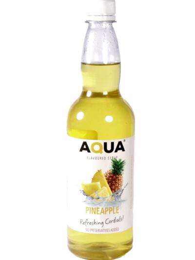 Aqua Pineapple 750 ml x 1 single bottle