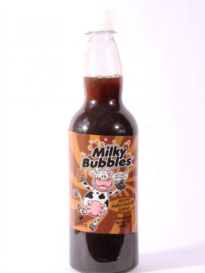 Milky Bubbles Double Chocolate 1 x 750ml single bottle