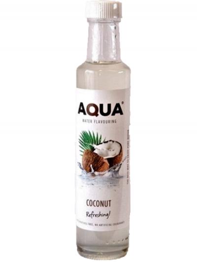 Aqua Coconut 250ml single unit