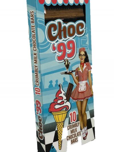 Choc 99 Single pack of 10 bars